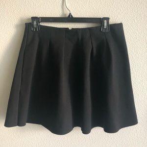 Madewell Skirts - Madewell Black Pleated Countdown Skirt